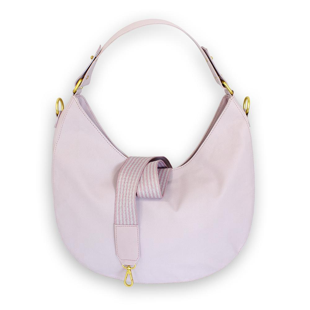 nuuwaï pale blush nuuwaï - Vegan Hobo Bag - FRIDA