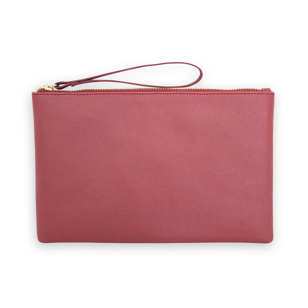 nuuwaï red berry nuuwaï - Vegan Clutch - TELIA
