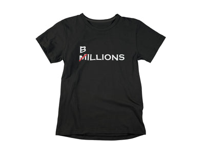 Billions T-Shirts Invincible Collection X-Small Black