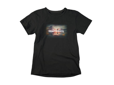 Create or Disintegrate T-Shirts Invincible Collection X-Small Black