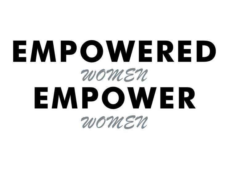 Empowerment W. T-shirts Invincible Collection