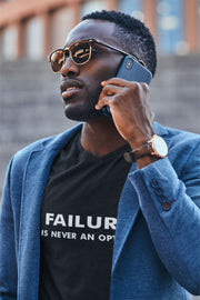 Failure Is Never An Option T-Shirts Invincible Collection