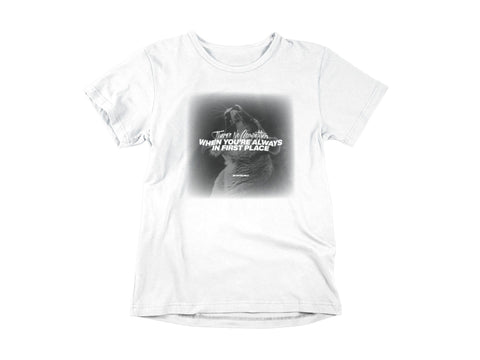 First Place T-Shirts Invincible Collection X-Small White
