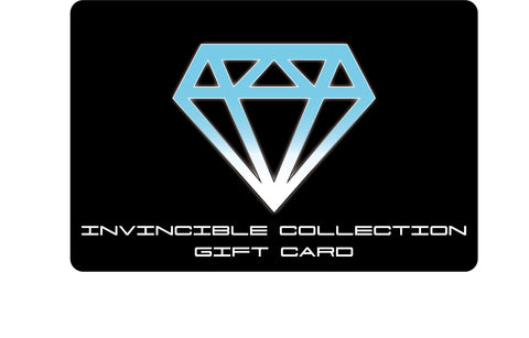 Invincible Collection Gift Card Gift Card Invincible Collection