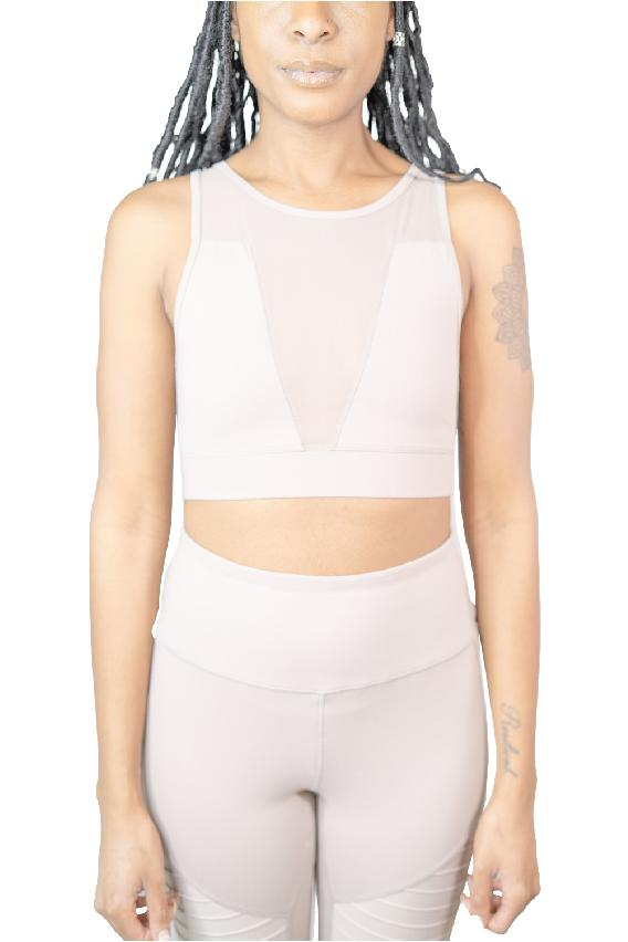 Mocha 3-Piece Set Athleisure Invincible Collection