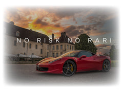 No Risk No Rari T-Shirts Invincible Collection