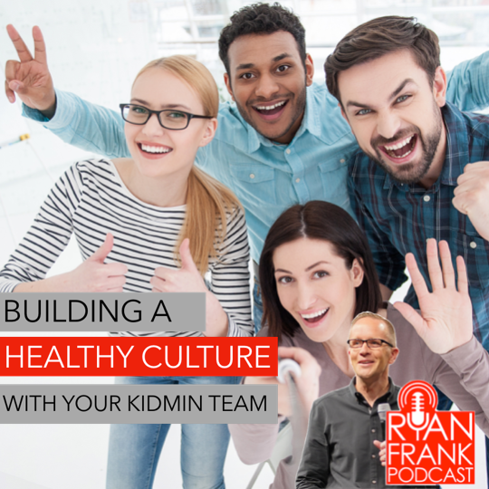 #373: Building a Healthy Culture with Your Kidmin Team