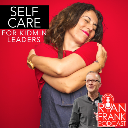 #418: Self Care for Kidmin Leaders with Angela Marks