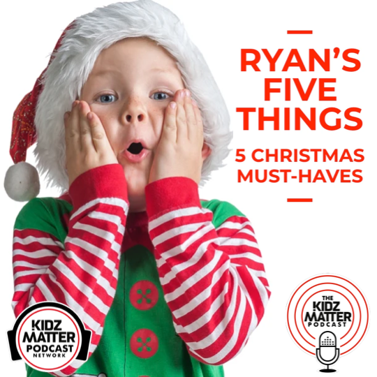 BONUS Episode: Ryan's Five Things