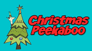 Christmas Peekaboo On Screen Game