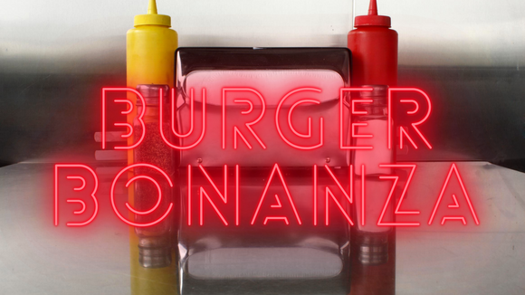 Burger Bonanza On Screen Game
