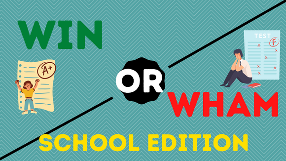 Win or Wham [School Edition] On Screen Game