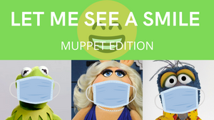 Let Me See A Smile [Muppet Edition] On Screen Game
