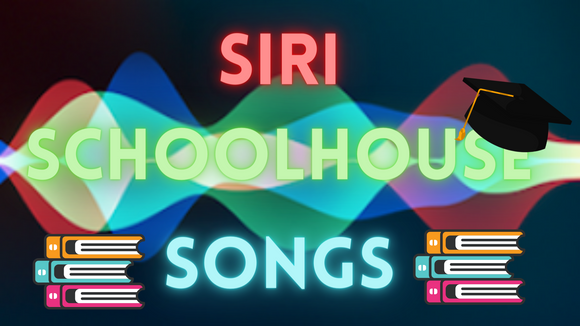 Siri Schoolhouse Songs On Screen Game