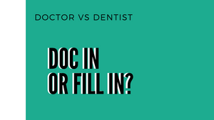 Doc In or Fill In? On Screen Game