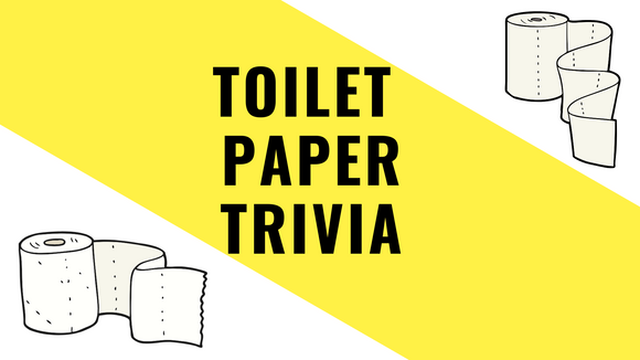 Toilet Paper Trivia On Screen Game