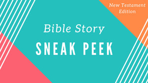 Sneak Peek [New Testament Edition] On Screen Game