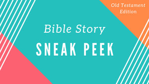 Sneak Peek [Old Testament Edition] On Screen Game