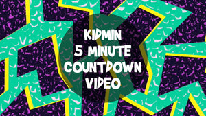 Kidmin 5 Minute Countdown Video [Version 2]