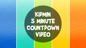 Kidmin 5 Minute Countdown Video [Version 4]