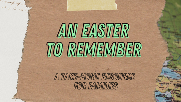 An Easter to Remember Take Home Kit