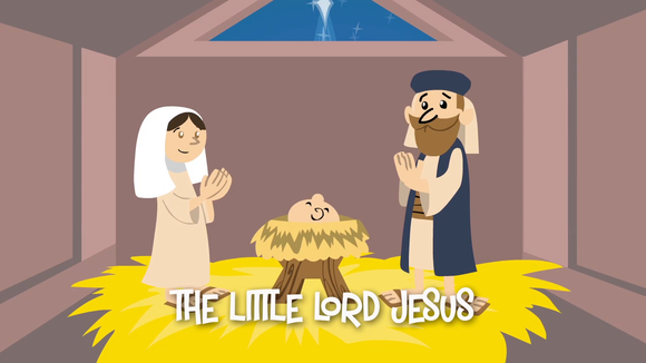 Away in a Manger: A Yancy Christmas Video