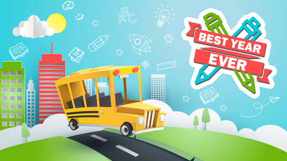 Best Year Ever: A Back to School Lesson