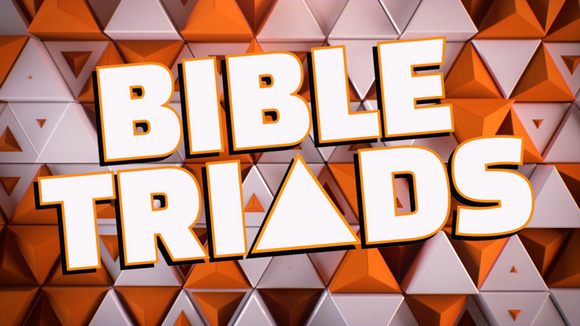Bible Triads Crowd Breaker Game