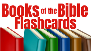 Books of the Bible Flashcards