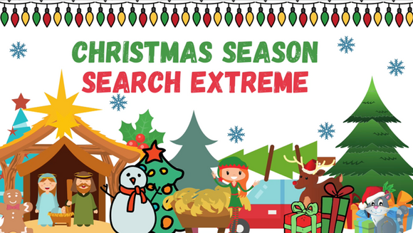 Christmas Season Search [Extreme Level] Crowd Breaker Game