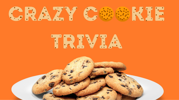 Crazy Cookie Trivia On Screen Game
