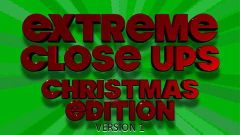 Extreme Close Ups Christmas Edition [Version 1] Crowd Breaker Game