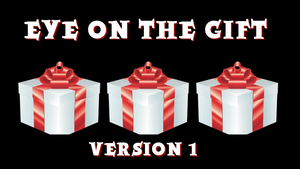 Eye on the Gift [Version 1] Crowd Breaker Game