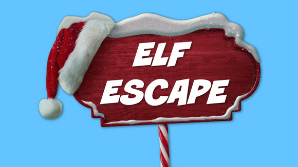 Elf Escape Crowd Breaker Game