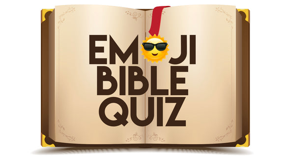 Emoji Bible Quiz On Screen Game