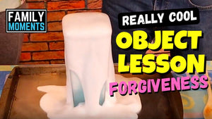 Really Cool Object Lesson about Forgiveness Video