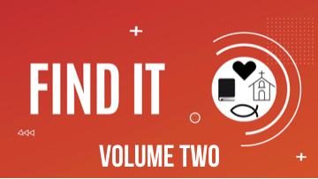 Find It [Volume Two] On Screen Game