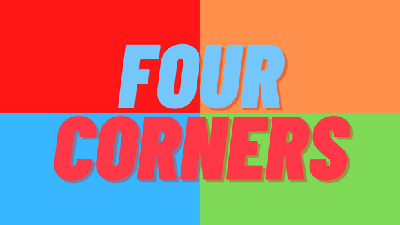 Four Corners Crowd Breaker Game