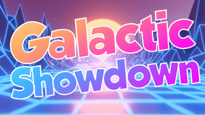 Galactic Showdown On Screen Game