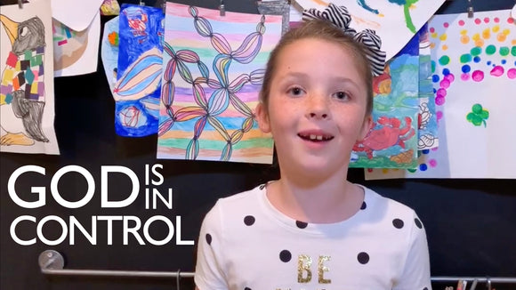 God is in Control: Pandemic Video for Kids