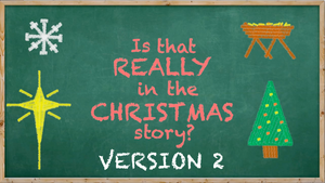Is That Really in the Christmas Story? [Version 2] Crowd Breaker Game