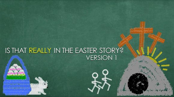 Is That Really in the Easter Story? Crowd Breaker Video