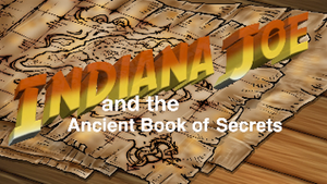 Indiana Joe Bible Quiz Game