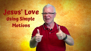Mighty Minutes: Jesus Loves Me Interactive Lesson Video