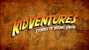 Kidmin Theme Pack [KidVentures Stories of Young Faith]