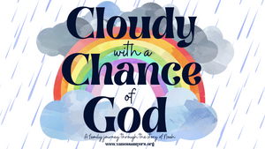 Cloudy with a Chance of God