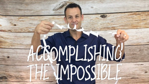 Accomplishing the Impossible Illusion Video
