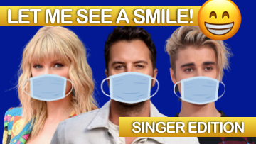 Let Me See A Smile [Singer Edition] On Screen Game