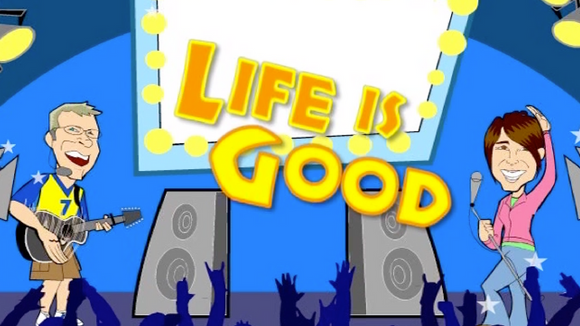 Life Is Good Worship Video