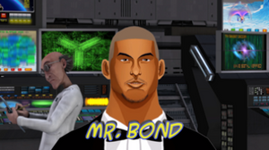Mr. Bond Bible Quiz Game